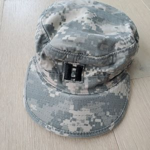 Army Combat Uniform Hat Patrol Cap Captain